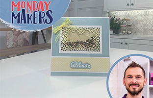 Monday Makers - 2nd August - Frame Stamp & Dies, Connecting Sentiments