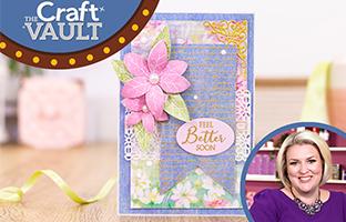 Craft Vault - 4th Feb - Buy One Get One Half Price