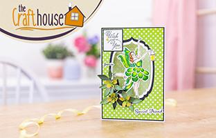 The Craft House - 7th August -  NEW Sharon Callis Flower Fairies