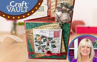 Craft Vault - 7th Feb with Ben & Debbie
