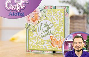 Craft Along - 8th Feb - Sara Signature Caring Thoughts - Joe & Craig