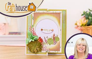 The Craft House - 8th May - Sharon Callis