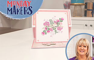 Monday Makers - 11th October - Magazine, Interchangeable Stamp & Stencils