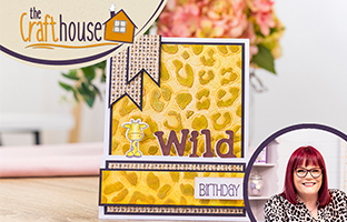 The Craft House - 12th June - Embossing