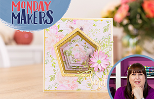 Monday Makers - 18th Jan - Interchangeable Create-a-Card Dies
