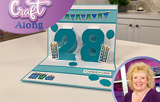 Craft Along - 19th Feb - Pop Out Numbers