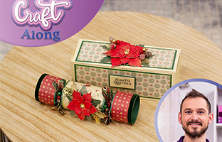 Craft Along - 19th August - Sara Signature - Twas' the Night Before Christmas