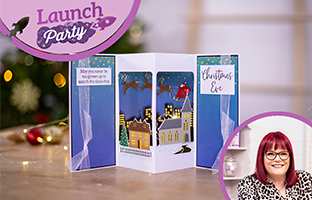Launch Party - 20th July - Scenes of Light, Christmas Dimensionals, PREVIEW Edge'ables and more