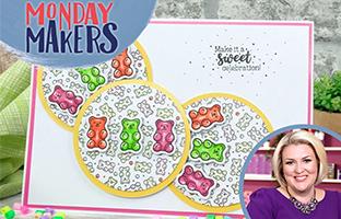 Monday Makers - Hunkydory with Sara Monday 20th July