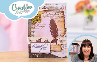Creative Cravings - 21st April - Birthday Floral, Subs Box #35, Outline Dies