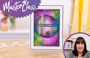 Master Class - 21st April - Stamps & Stencils