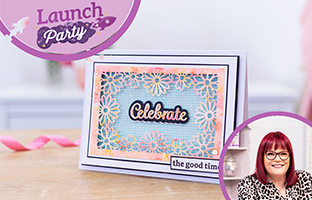 Launch Party - 22nd June - Frame Stamp & Dies, Cute Character Gift Box