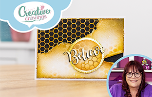 Creative Cravings - Christmas Layerable Stamps and Dies with Craig - Wednesday 22nd July
