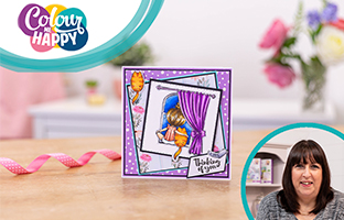 Colour Me Happy - 24th September - NEW Sassy & Classy Lady Stamps