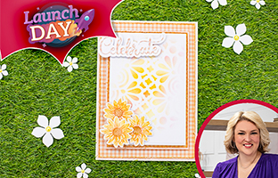 Launch Day - 24th May - NEW Sara Signature Garden Party
