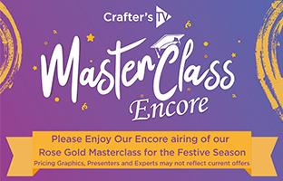 Master Class - Thursday 24th December