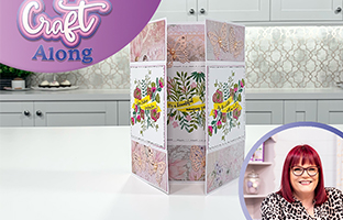 Craft Along - 25th September - Interchangeable Stamps & Stencils