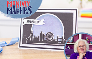 Monday Makers - 25th Jan -  Make A Statement, Best Of British, Metallic Markers