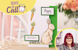 Wake Up Call with Craft Vault - 26th April