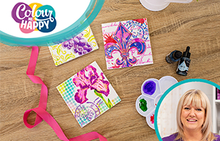 Colour Me Happy - 28th May - Reinkers & Jars