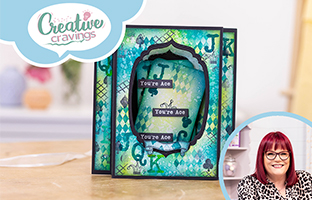 Creative Cravings - 28th April - Nitwit, CI30, Peek-A-Boo, Textured Layering Stamps