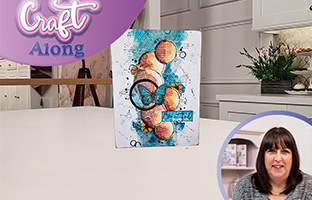 Craft Along - 29th April - Stamps, Stencils