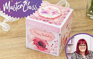Master Class - 29th June - Gift Boxes