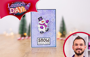 Launch Day - 5th August - NEW Christmas Wobblers Dies
