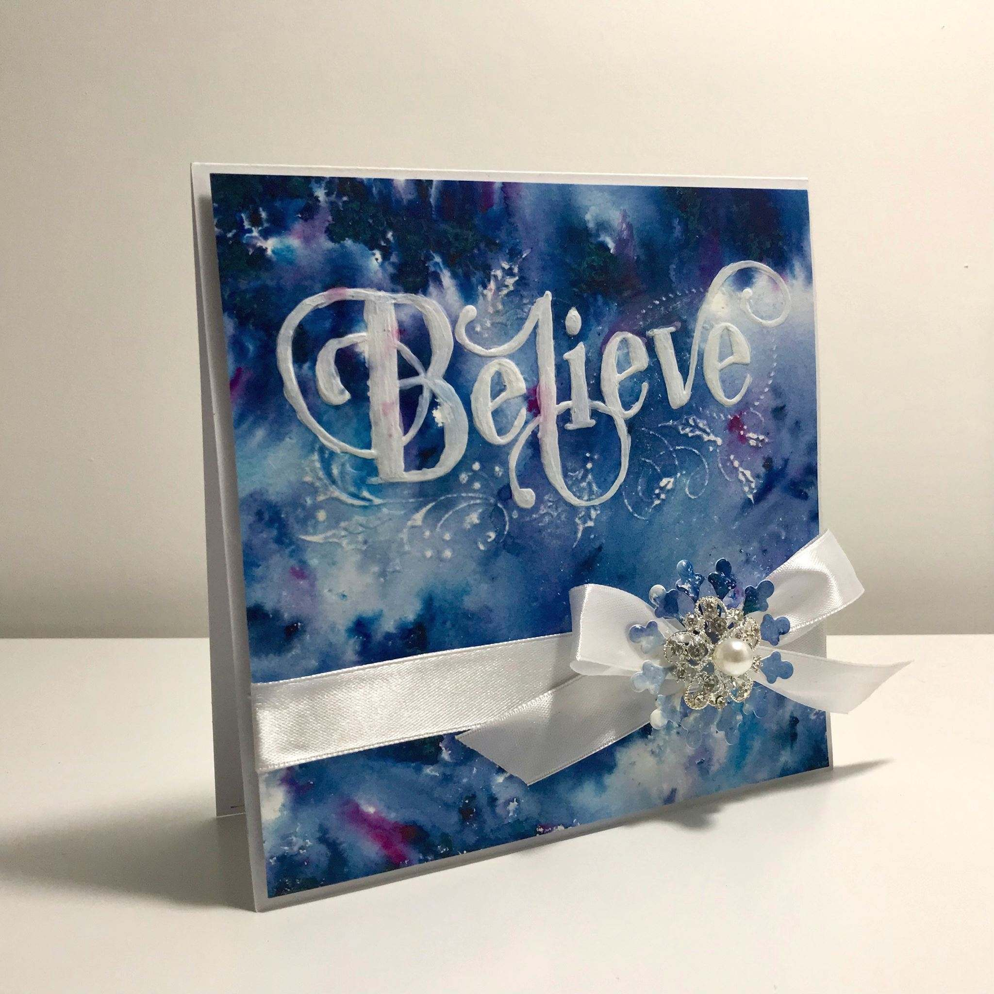 Christmas 3D Folders Statement Pieces and Words - August 2018
