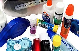 Adhesives Organisers