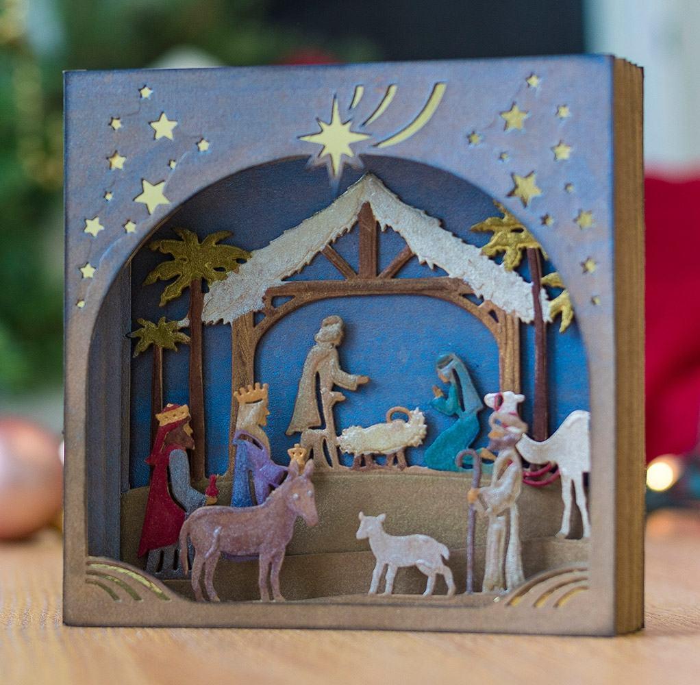 Gemini Build a Scene Christmas - August 2018