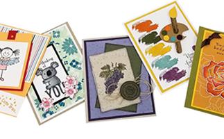 Card Making Organisers