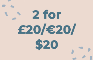 2 for £20/€20/$20