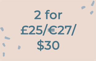 2 for £25/€27/$30