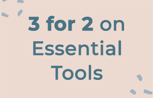 3 for 2 on Essential Tools