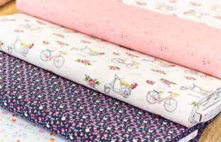20% off all Fabric by the Metre