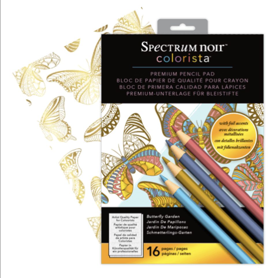 Colorista Pencil Pads