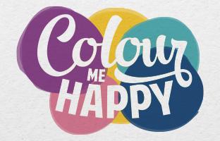 Colour Me Happy - Friday 20th November