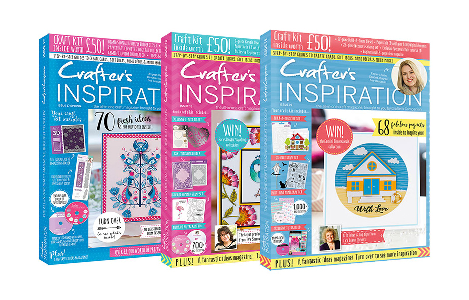 Crafter's Inspiration Magazine