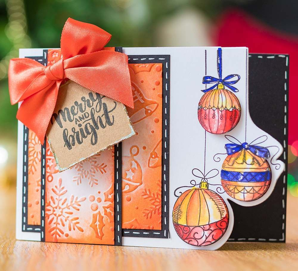 Gemini Stamps and Die Sets Christmas - August 2018