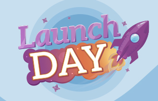Launch Day - 14th Jan - Pop Out Numbers