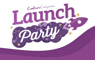 Launch Party - 3rd August - NEW Christmas Scene Edge CACD, Subs Box 39