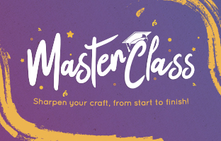 Master Class - Rose Gold - with Sara - Wednesday 8th July