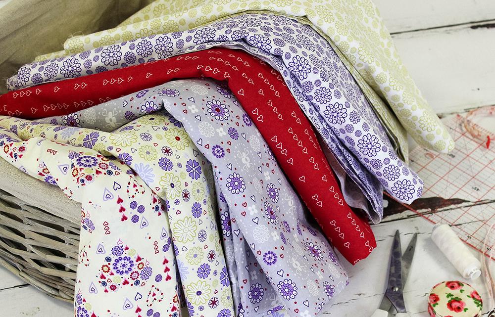 Pre Cut Fabric