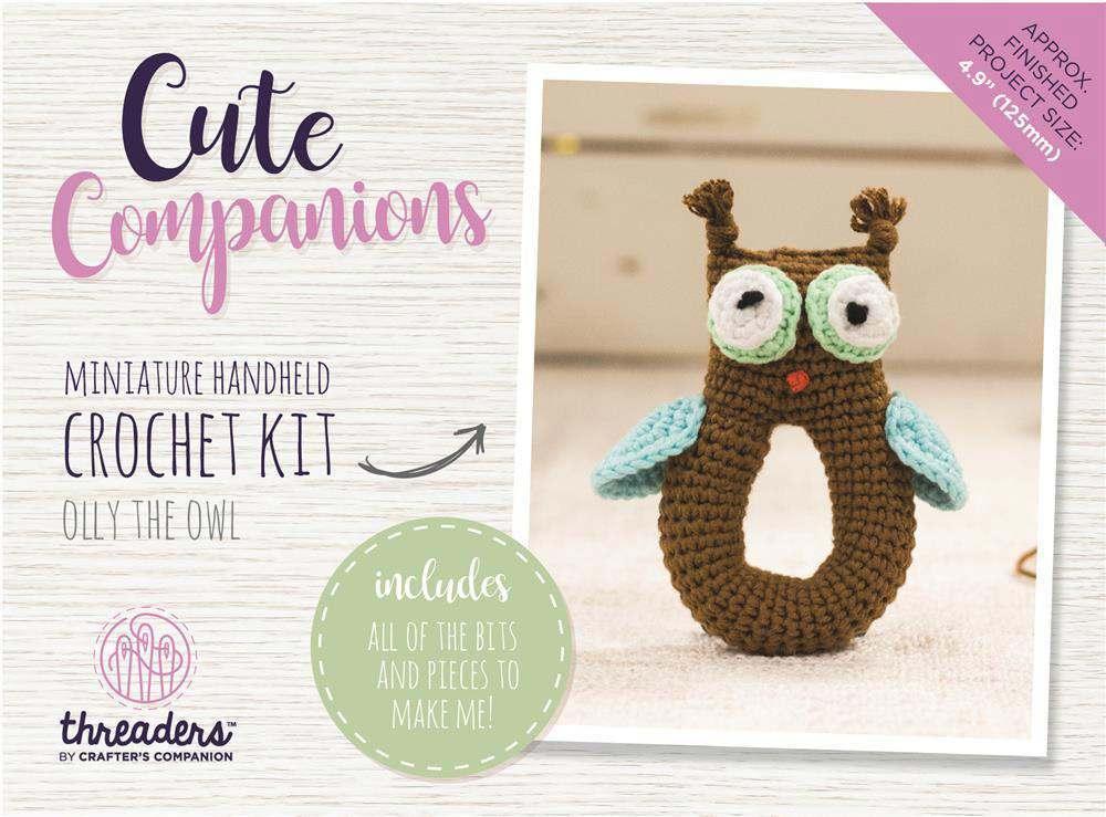 Cute Companions Crochet Kits