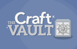 Craft Vault - Saturday 16th January