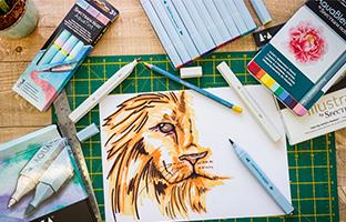 Art & Colouring Brands