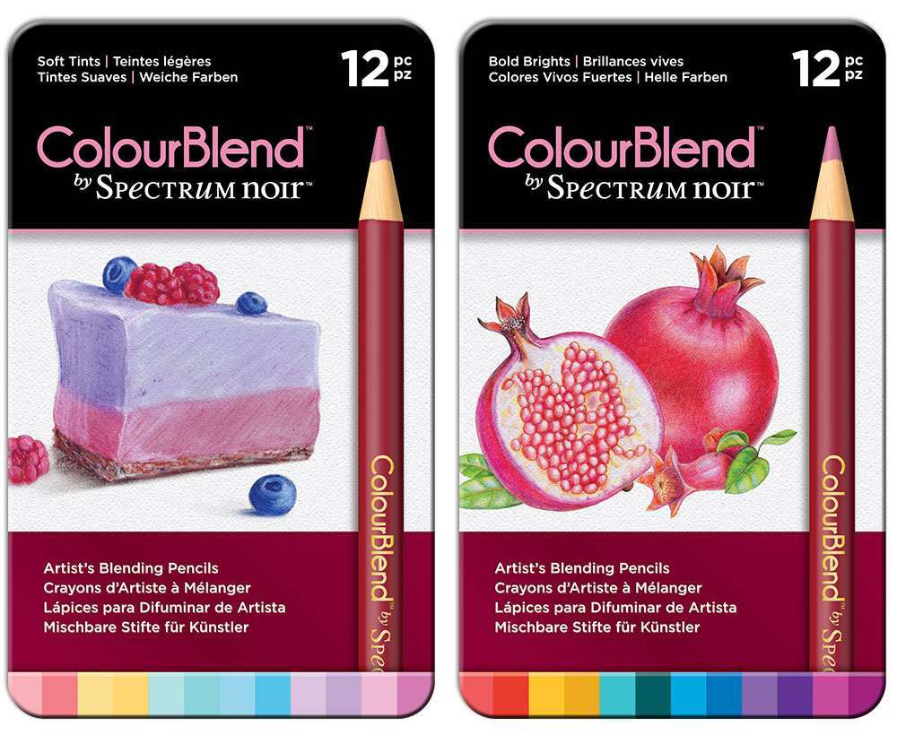ColourBlend Pencils - Sets of 12