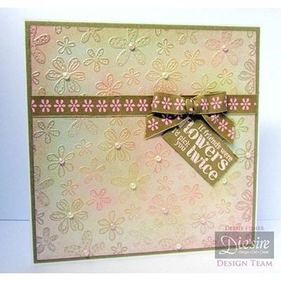 Sugar & Spice Embossing Folders