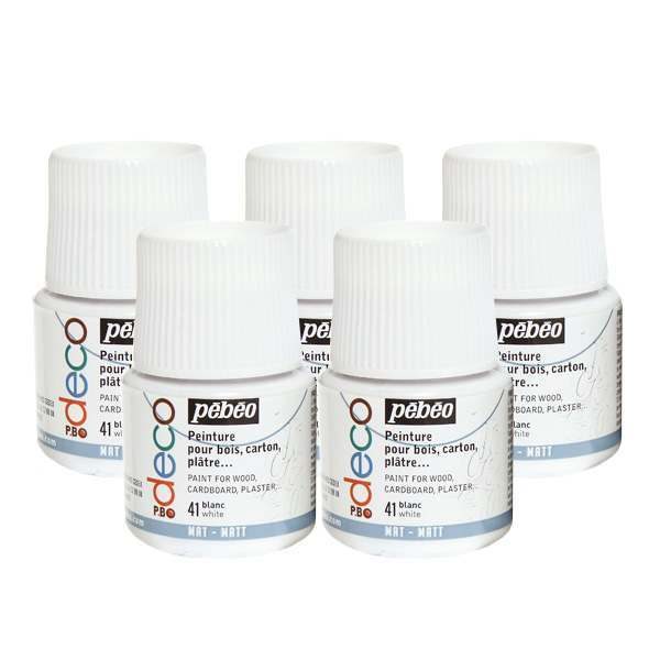 Pebeo Paints and Mediums